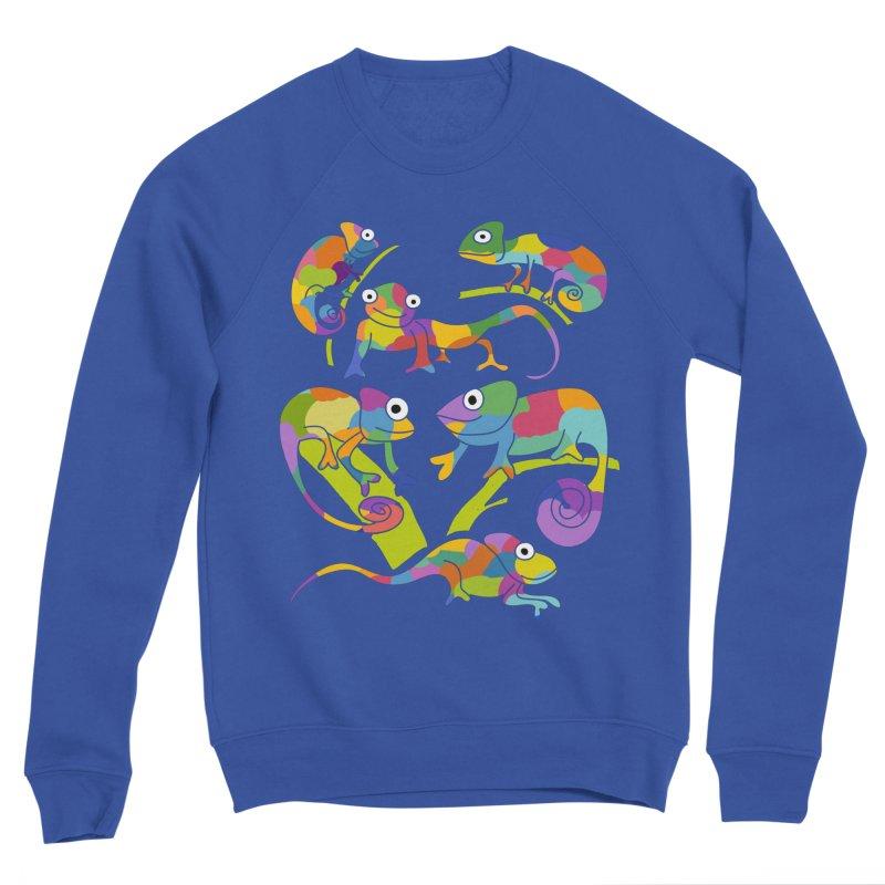 Colors Like My Dreams Men's Sweatshirt by Alissa's Artist Shop