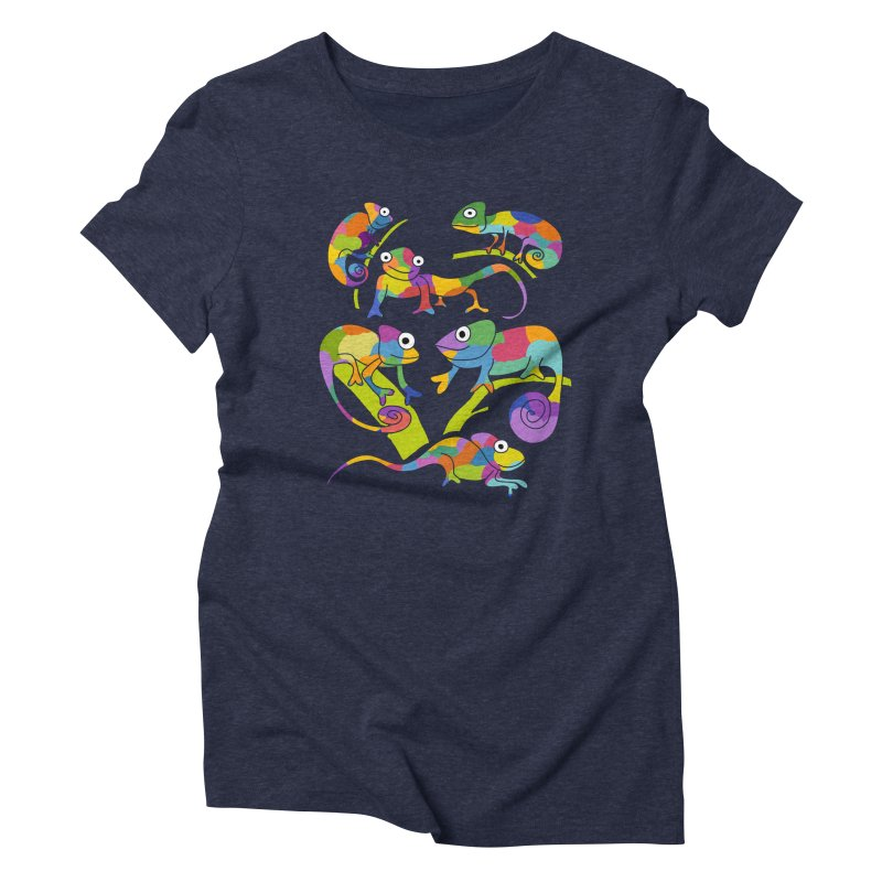 Colors Like My Dreams Women's T-Shirt by Alissa's Artist Shop