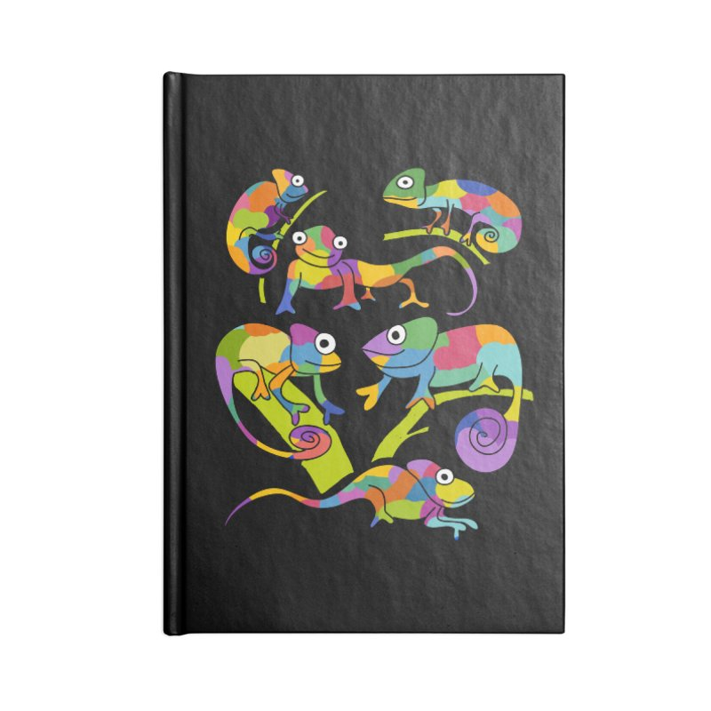 Colors Like My Dreams Accessories Notebook by Alissa's Artist Shop