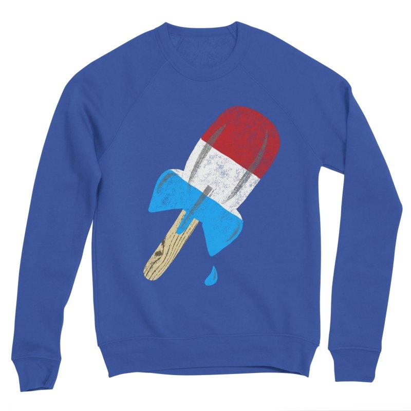Da Bomb Pop Men's Sweatshirt by Alissa's Artist Shop