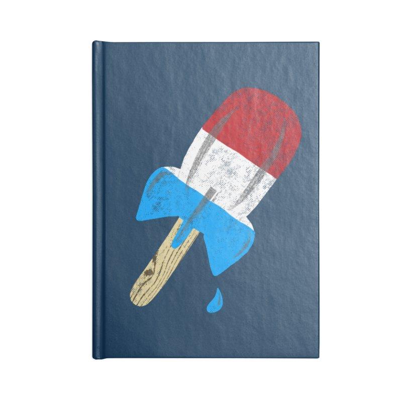 Da Bomb Pop Accessories Notebook by Alissa's Artist Shop
