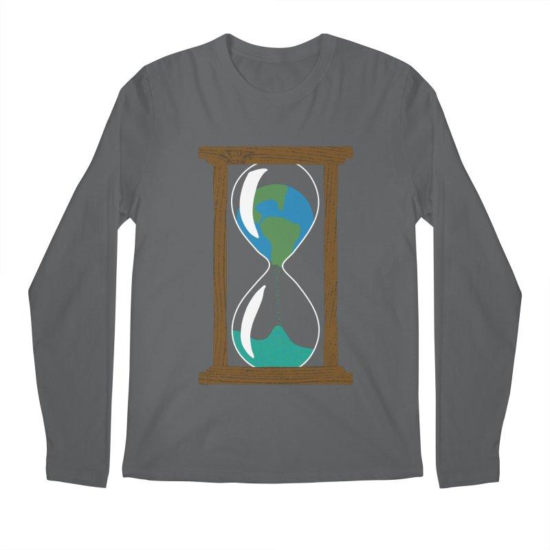 Our Glass is Half Empty Men's Longsleeve T-Shirt by Alissa's Artist Shop