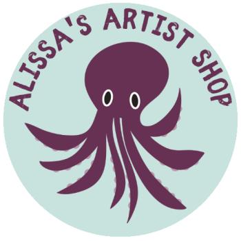 Alissa's Artist Shop Logo