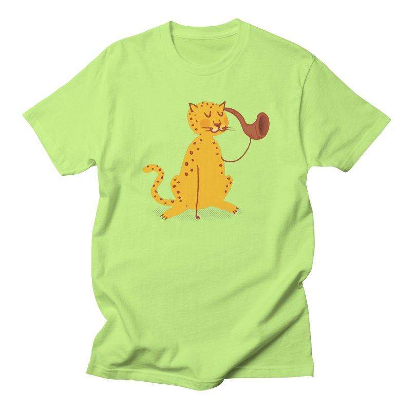 Def Leppard Men's Regular T-Shirt by Zach Woomer's Little Shop