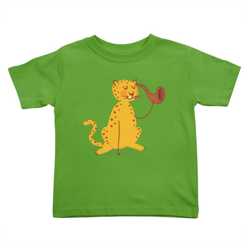 Def Leppard Kids Toddler T-Shirt by Zach Woomer's Little Shop