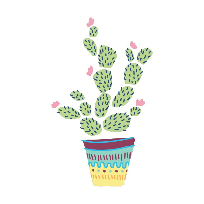 Cactus Number Three by Zach Woomer's Little Shop