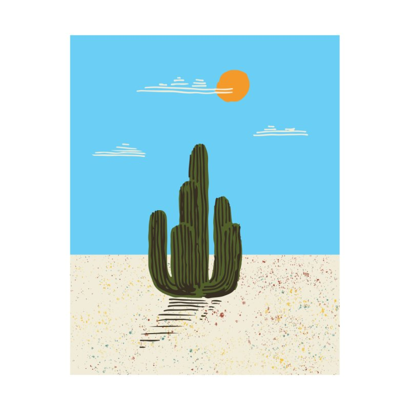 Cactus Number Four by Zach Woomer's Little Shop