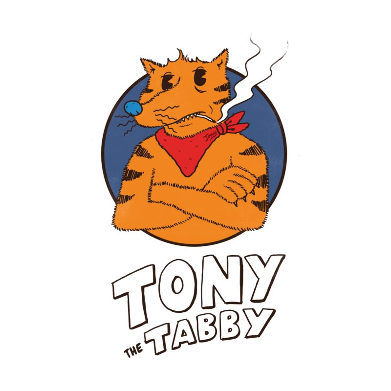 Tony the Tabby by Zach Woomer's Little Shop
