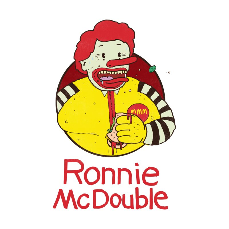 Ronnie McDouble by Zach Woomer's Little Shop
