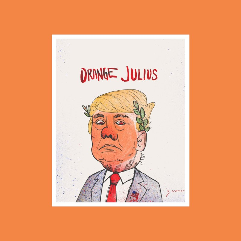 Orange Julius None  by Zach Woomer's Little Shop