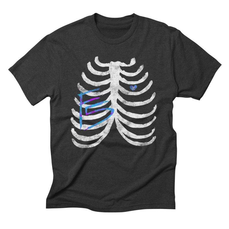 Eff Five Men's T-Shirt by Zach Woomer's Little Shop
