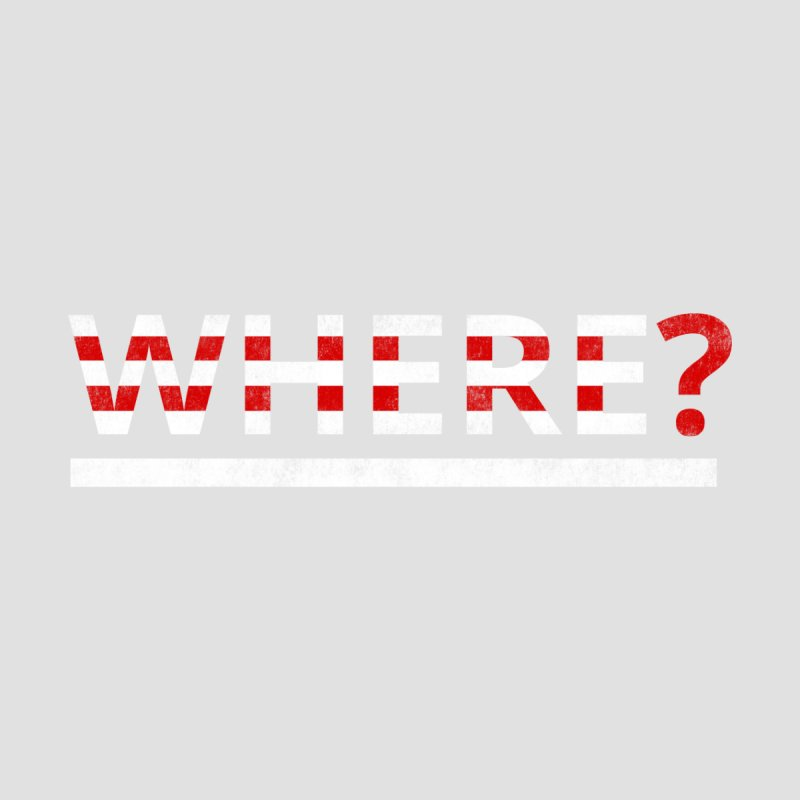 Waldo None  by Zach Woomer's Little Shop