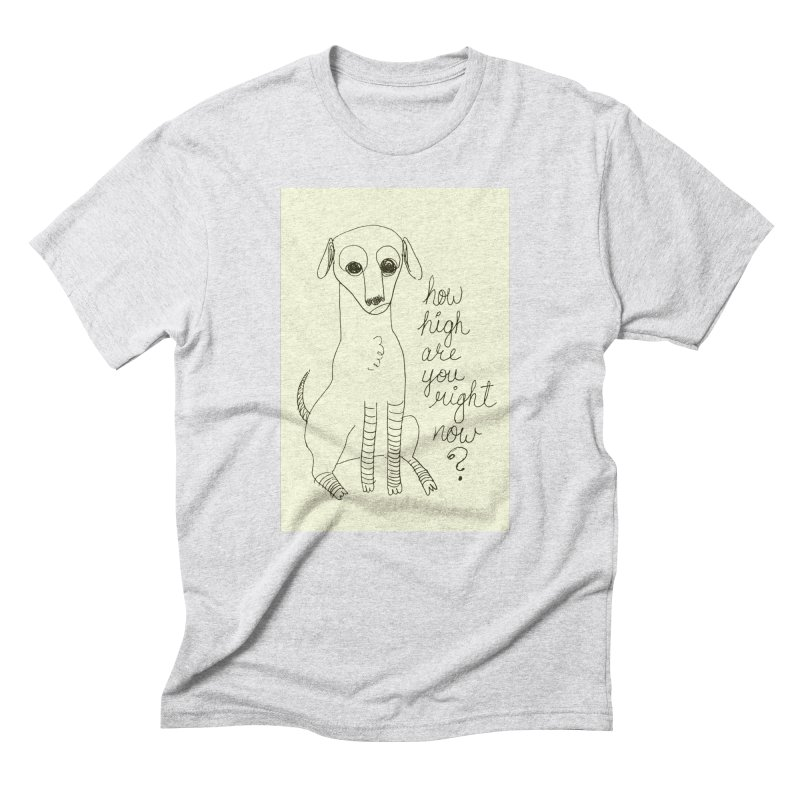 From the Sketch Book Men's T-Shirt by Zach Woomer's Little Shop