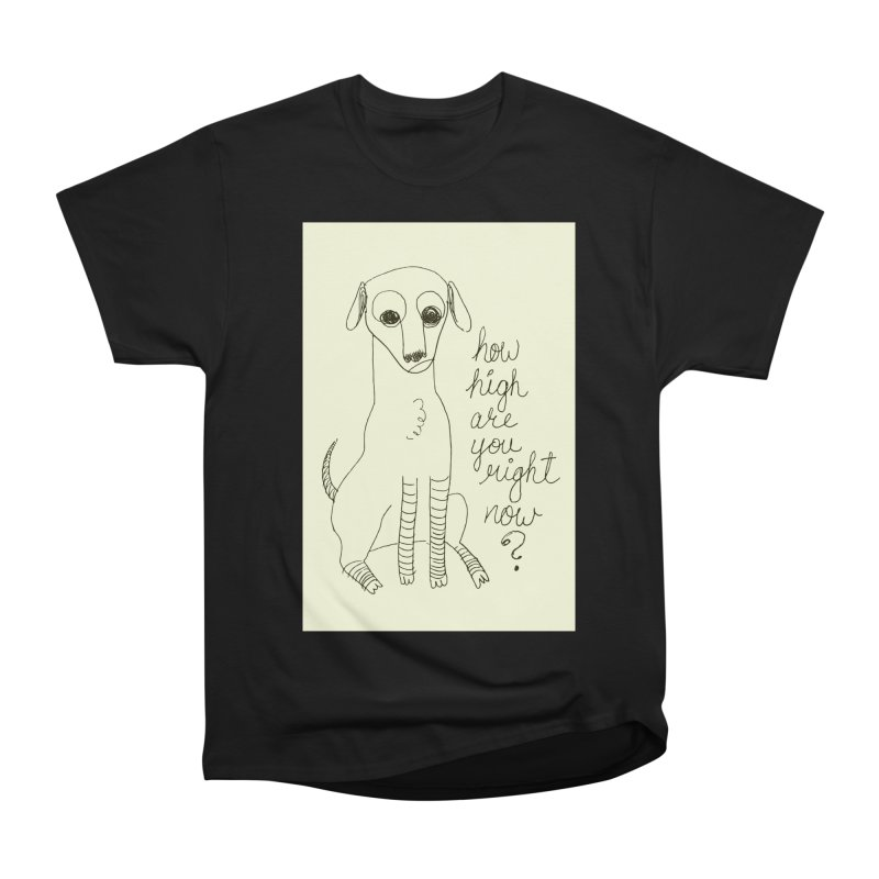 From the Sketch Book Women's Classic Unisex T-Shirt by Zach Woomer's Little Shop
