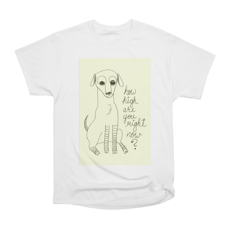 From the Sketch Book Women's Heavyweight Unisex T-Shirt by Zach Woomer's Little Shop