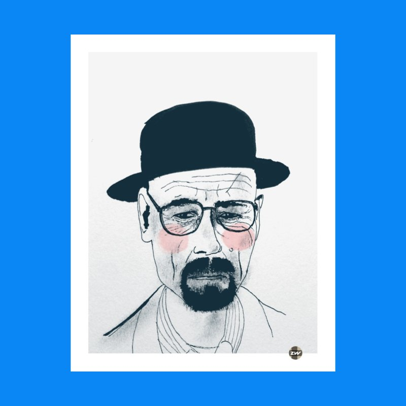 The One Who Knocks None  by Zach Woomer's Little Shop
