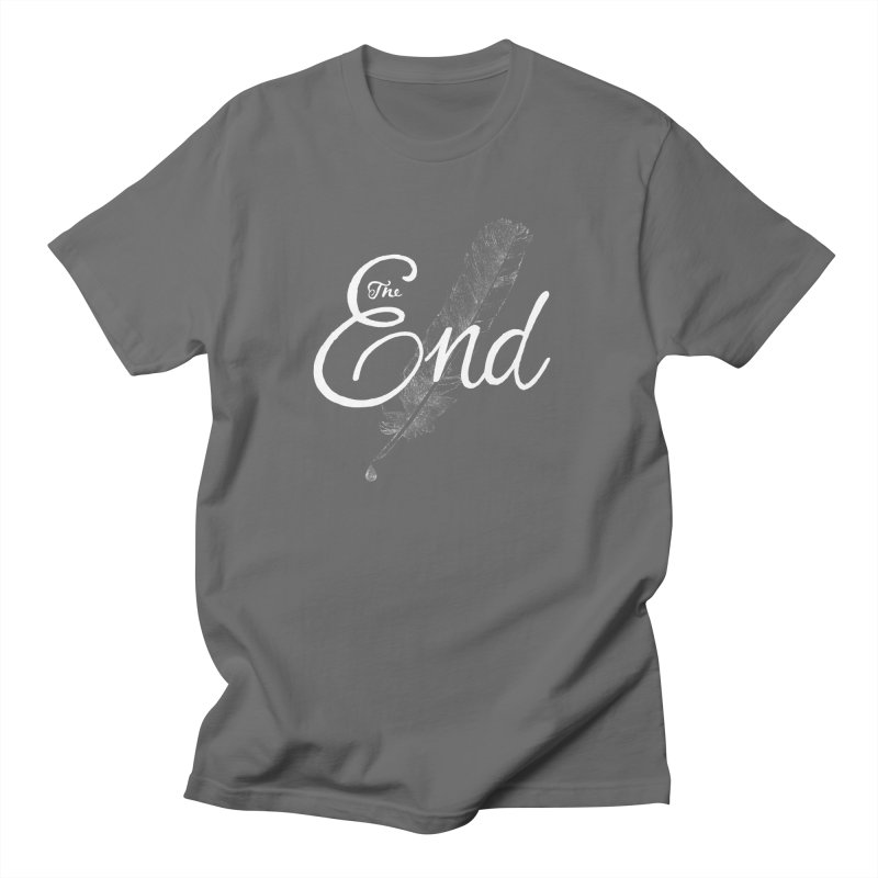 The End Men's T-Shirt by Zach Woomer's Little Shop