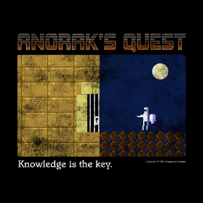Anorak's Quest by Zach Woomer's Little Shop