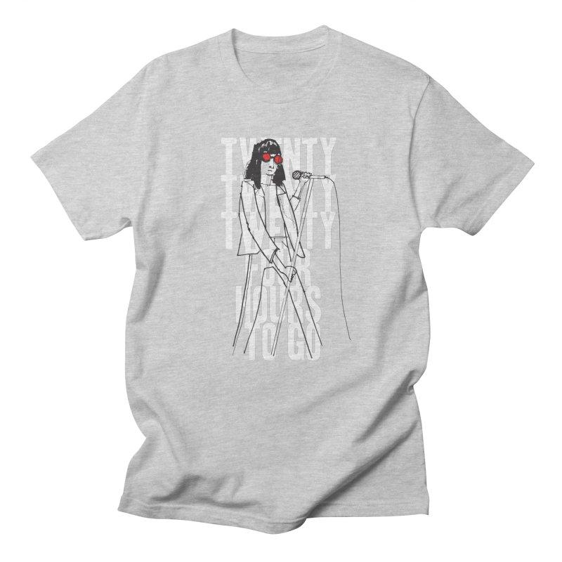Joey Men's T-Shirt by Zach Woomer's Little Shop