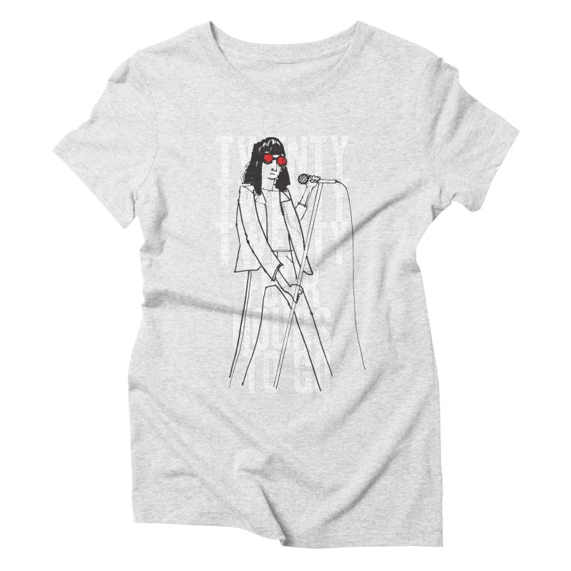 Joey Women's Triblend T-Shirt by Zach Woomer's Little Shop