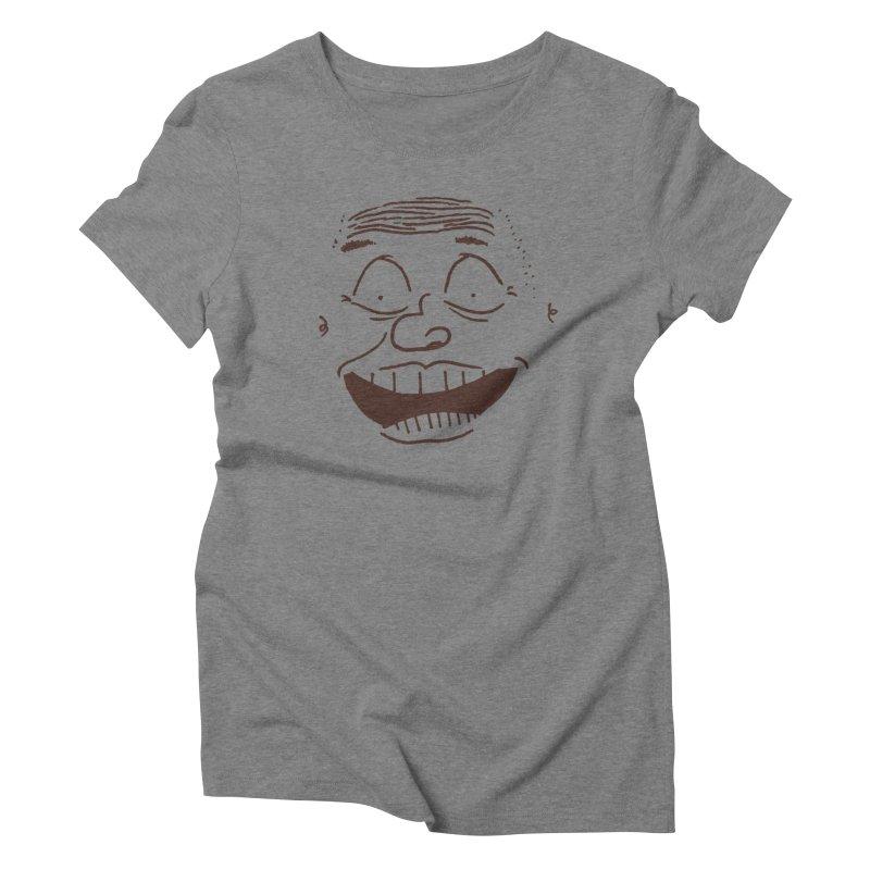 Face It Too Women's T-Shirt by Zach Woomer's Little Shop