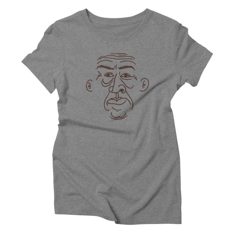 Face It For Women's T-Shirt by Zach Woomer's Little Shop