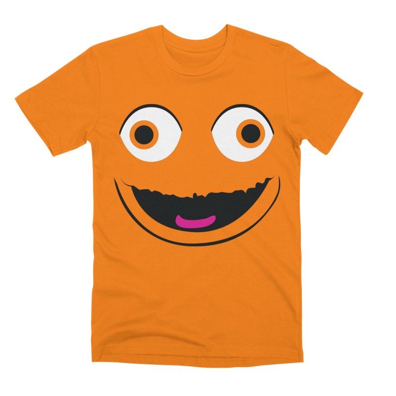 Gritty Titty Men's Premium T-Shirt by Zach Woomer's Little Shop