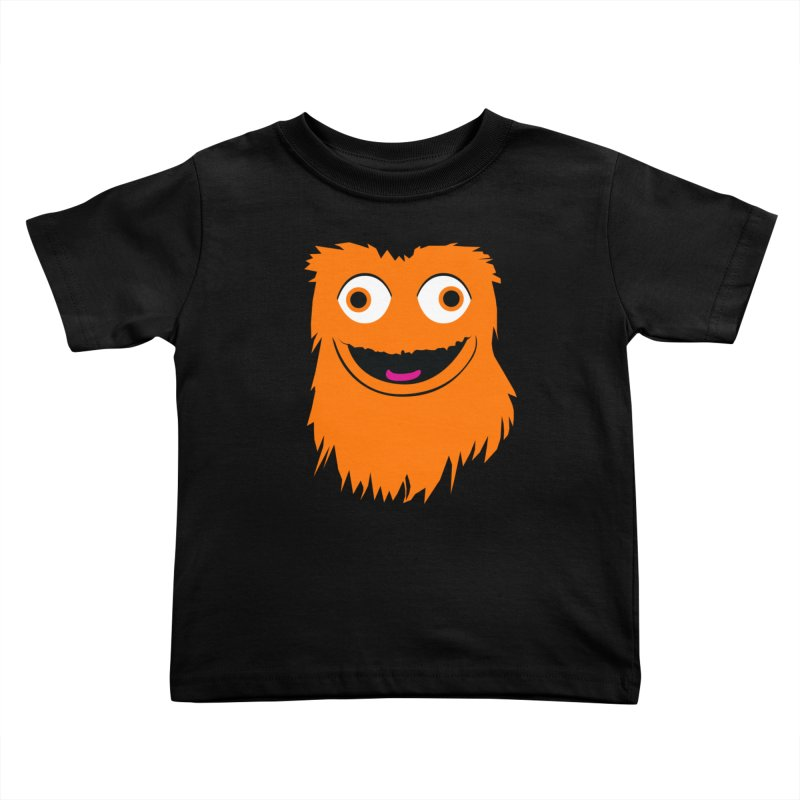 Itty Bitty Gritty Kids Toddler T-Shirt by Zach Woomer's Little Shop