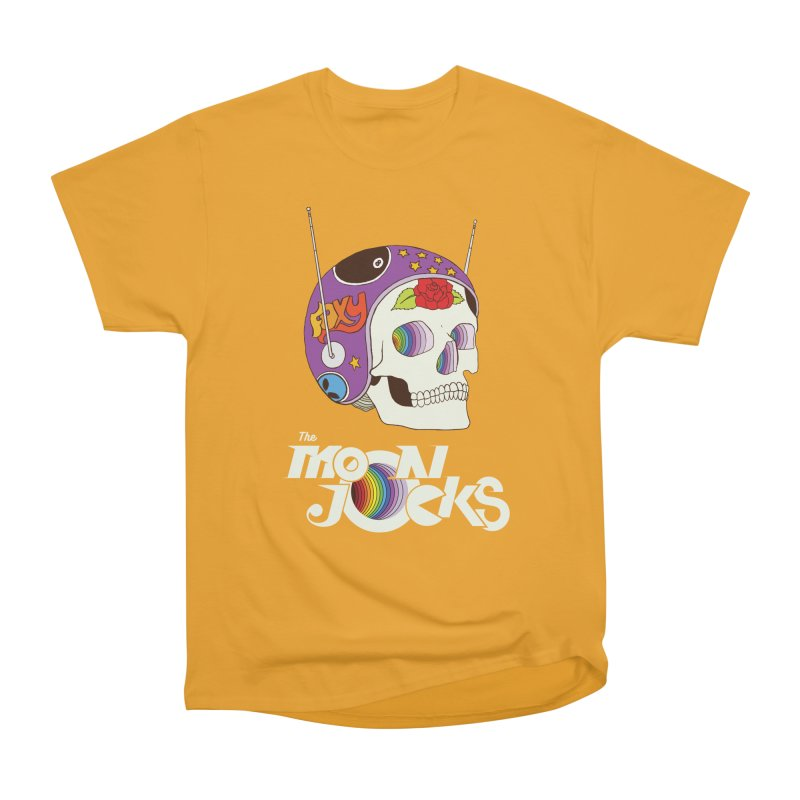 Moonjocks Men's Heavyweight T-Shirt by Zach Woomer's Little Shop