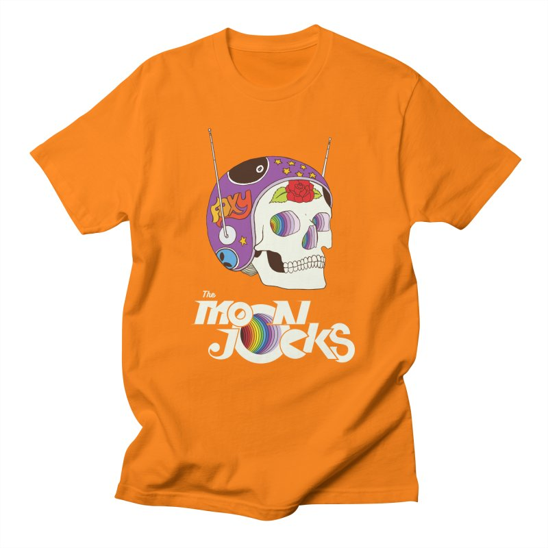 Moonjocks Men's Regular T-Shirt by Zach Woomer's Little Shop