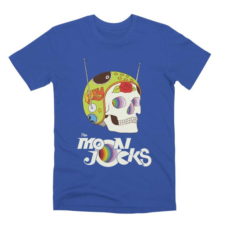 Moonjocks Too Men's Premium T-Shirt by Zach Woomer's Little Shop