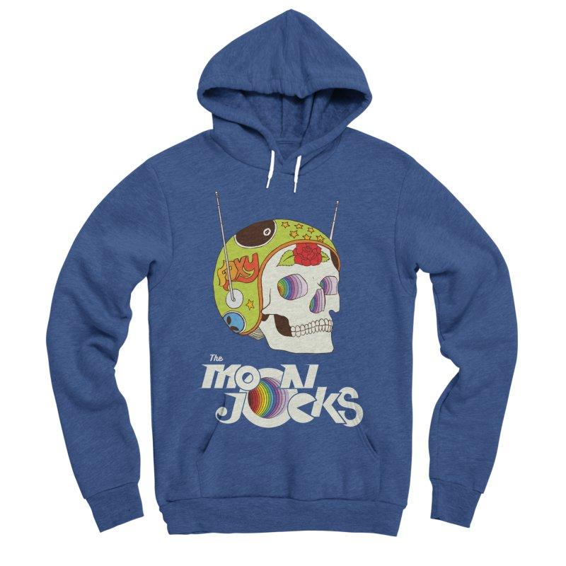 Moonjocks Too Women's Sponge Fleece Pullover Hoody by Zach Woomer's Little Shop