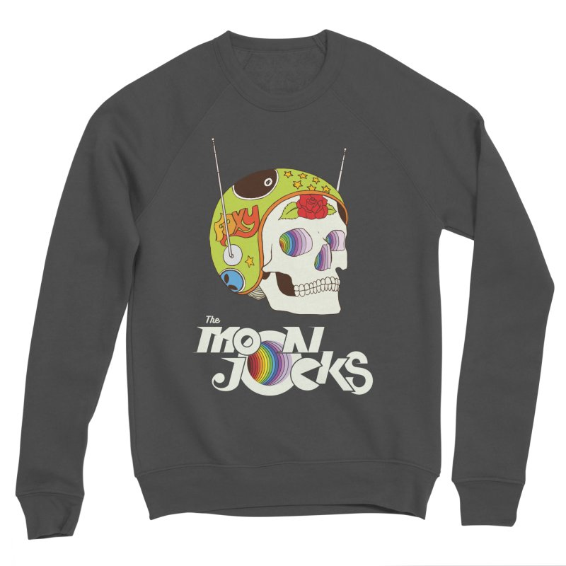 Moonjocks Too Women's Sponge Fleece Sweatshirt by Zach Woomer's Little Shop