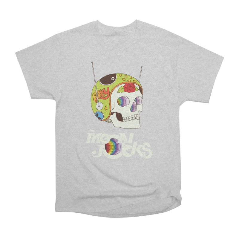 Moonjocks Too Women's Heavyweight Unisex T-Shirt by Zach Woomer's Little Shop