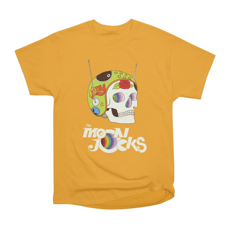 Moonjocks Too Men's Heavyweight T-Shirt by Zach Woomer's Little Shop