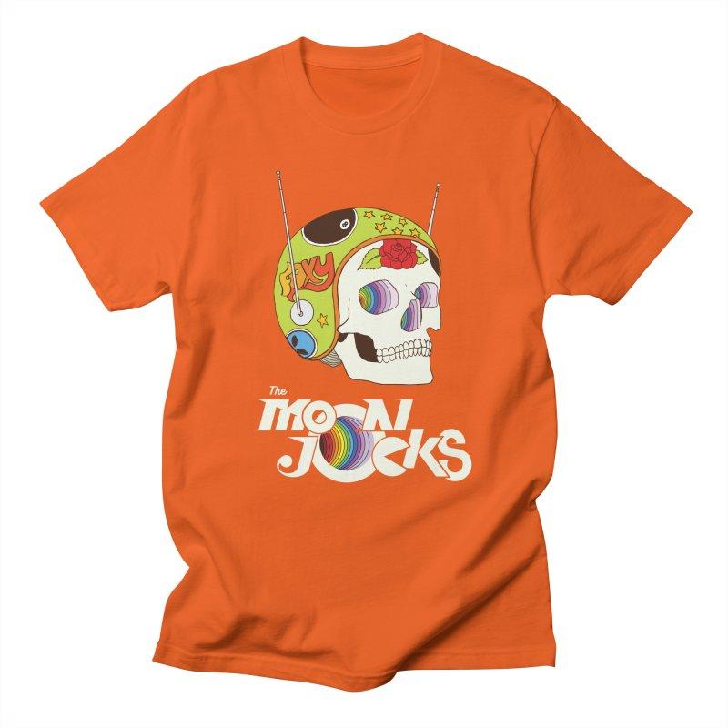 Moonjocks Too Men's Regular T-Shirt by Zach Woomer's Little Shop