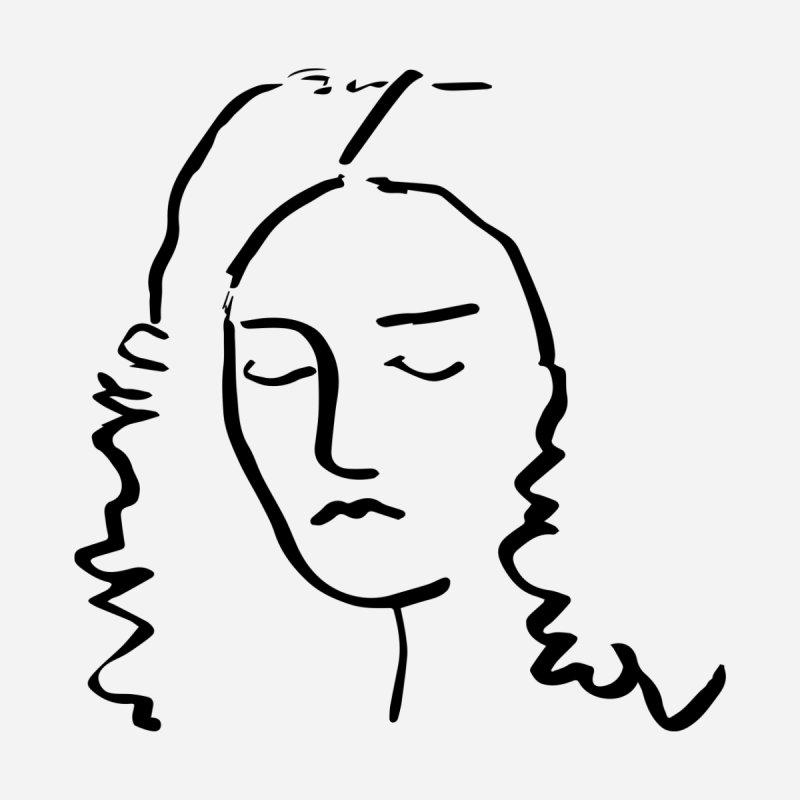 Lady Face 3 by Zach Woomer's Little Shop