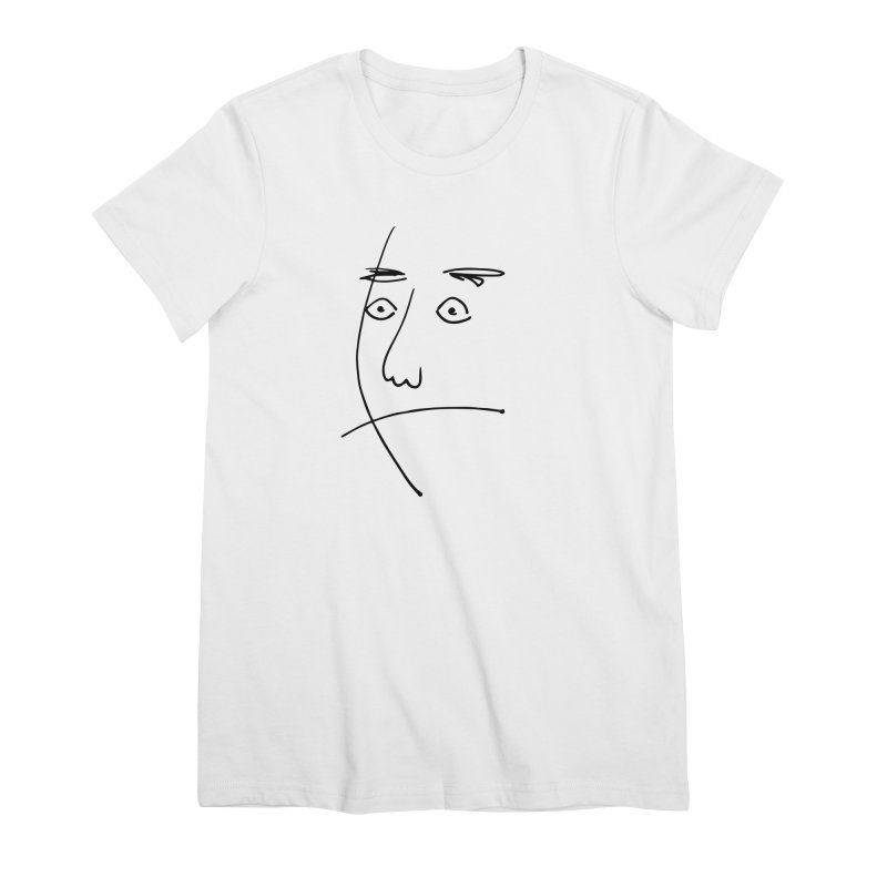 Simple Surprise Women's Premium T-Shirt by Zach Woomer's Little Shop