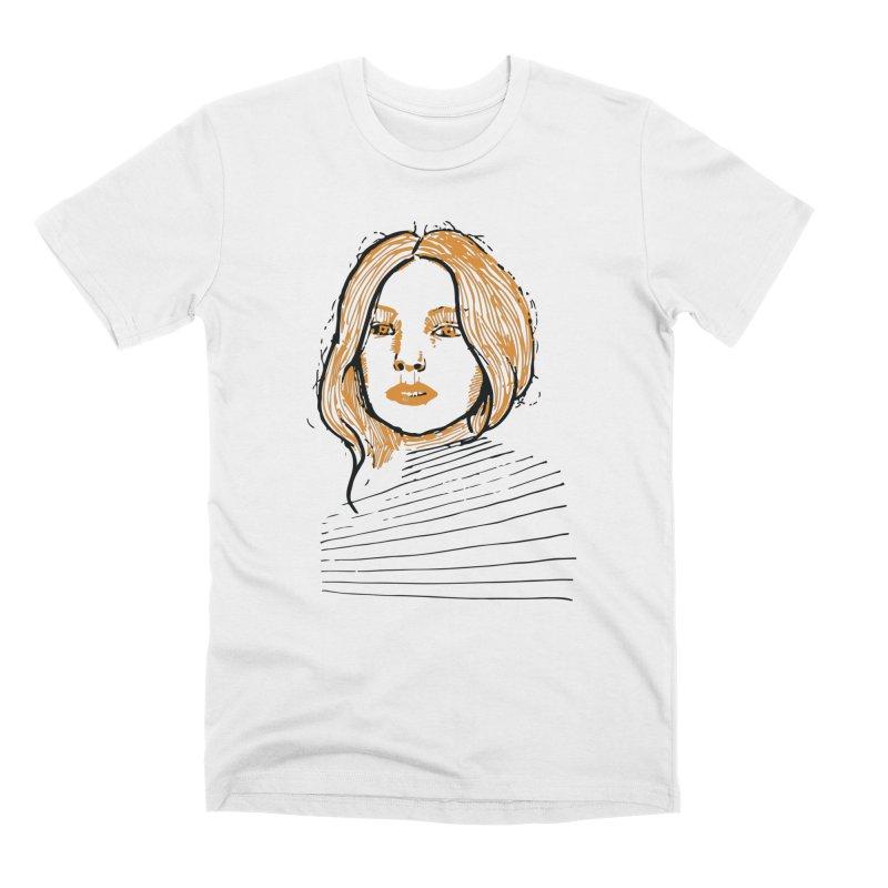 Rusty Men's T-Shirt by Zach Woomer's Little Shop