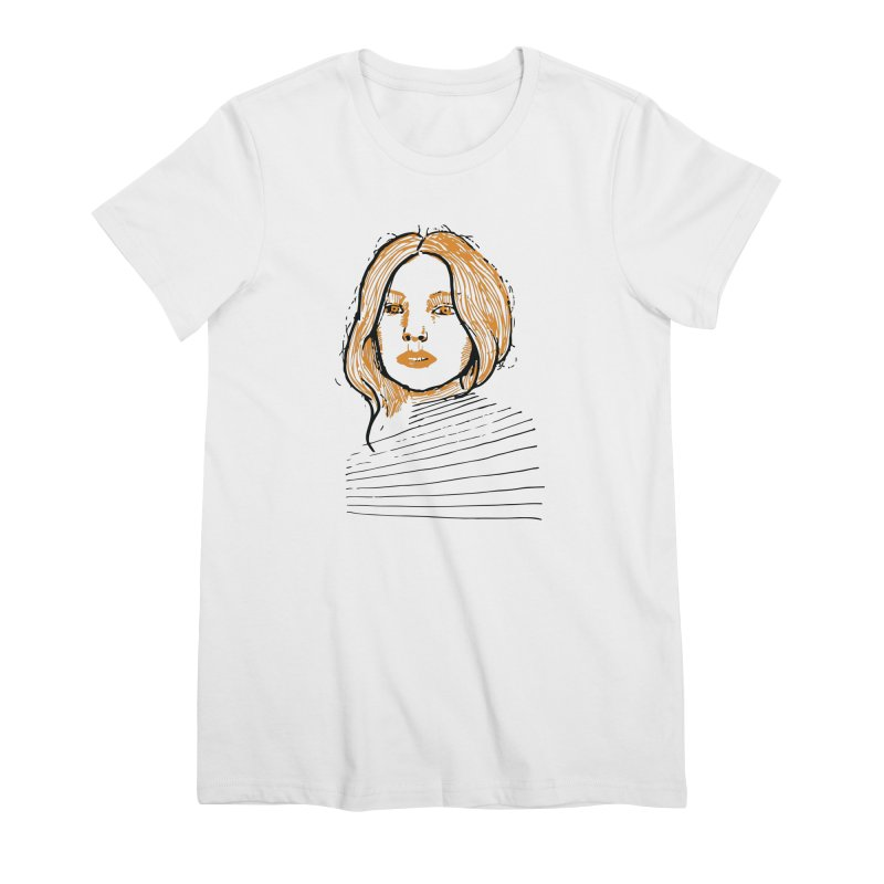 Rusty Women's Premium T-Shirt by Zach Woomer's Little Shop
