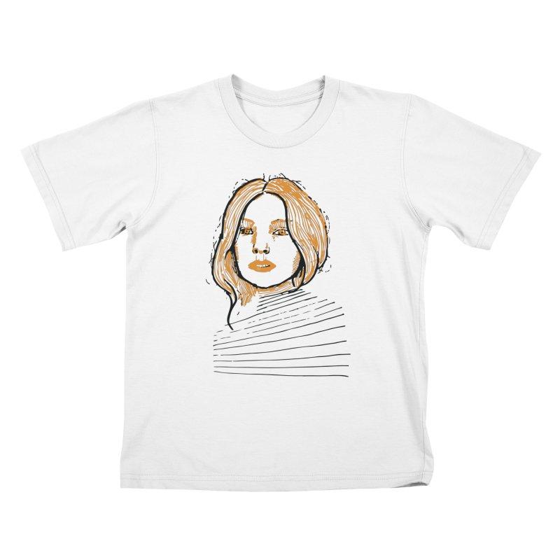 Rusty Kids T-Shirt by Zach Woomer's Little Shop