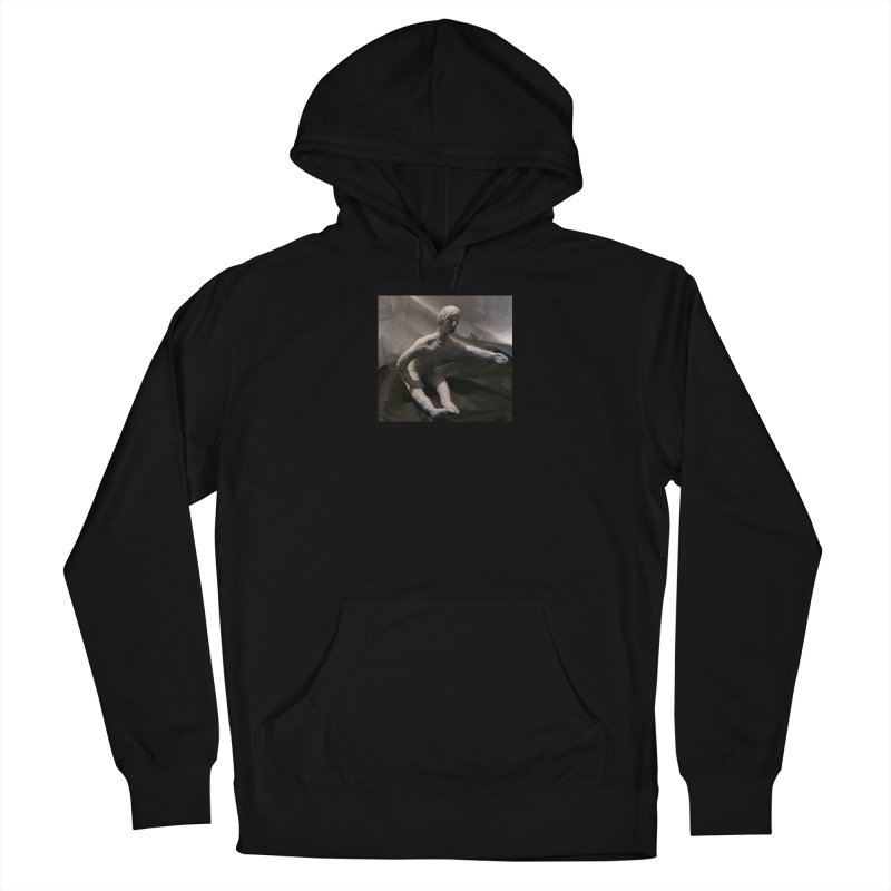 Reaching Out Men's Pullover Hoody by alittletraumatised's Artist Shop