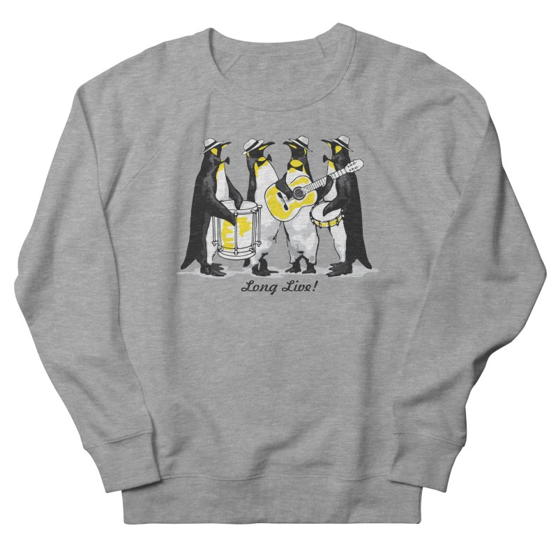 Alkmist Samba Penguins Women's Sweatshirt by Alkmist's Creative Blends