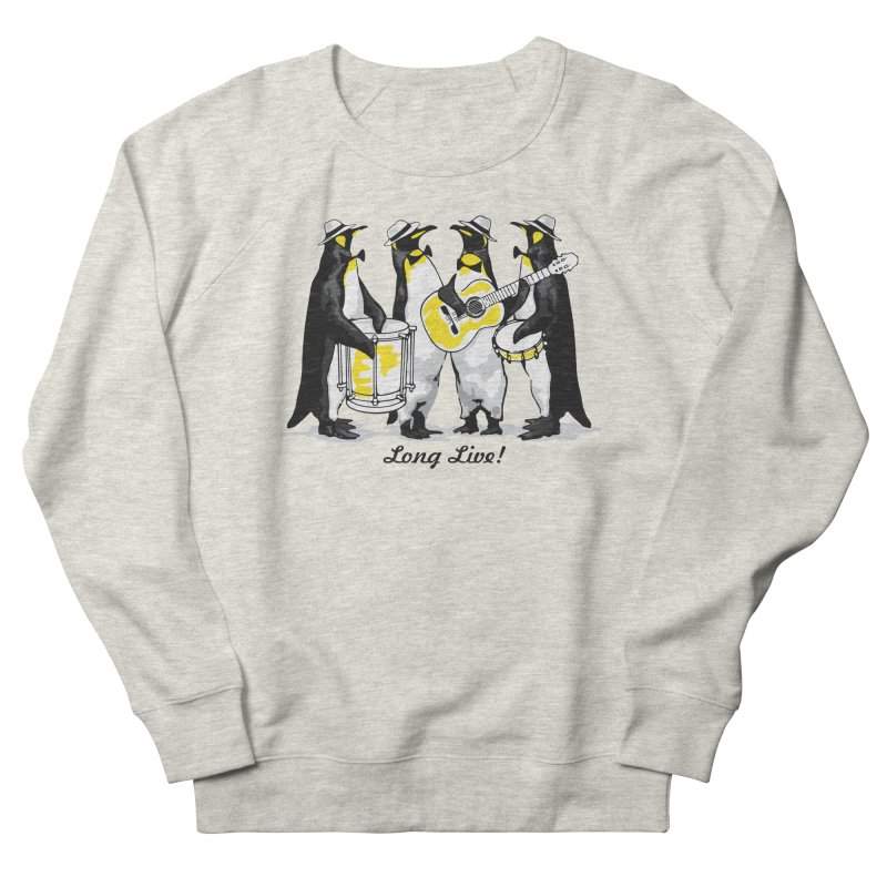 Alkmist Samba Penguins Women's Sweatshirt by Alkmist's Creative Blends