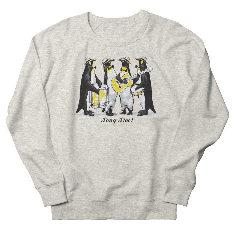 Alkmist Samba Penguins Men's Sweatshirt by Alkmist's Creative Blends