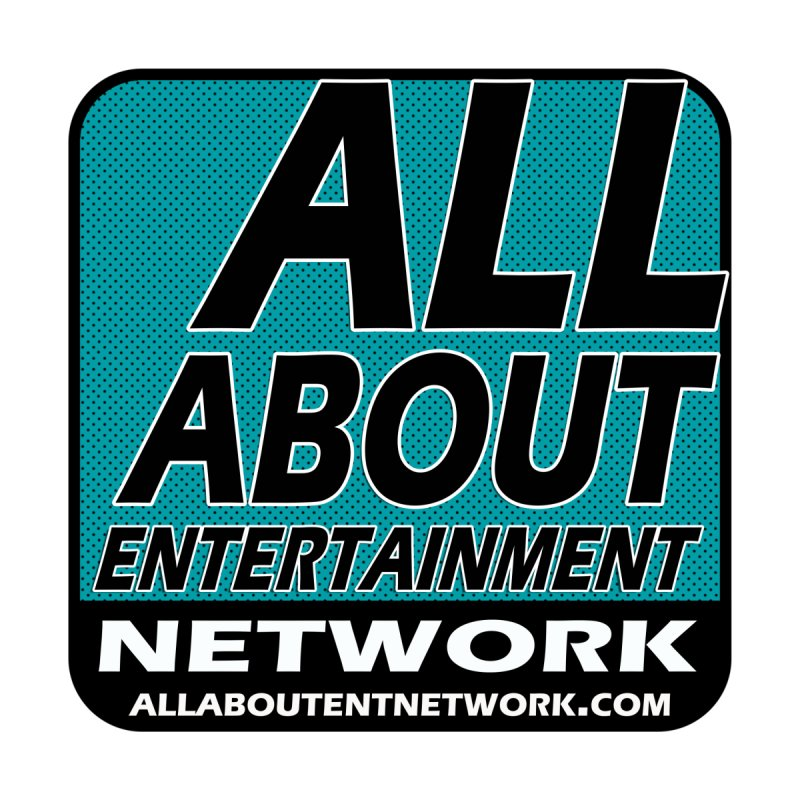 All About Ent Network logo 2 by All About Entertainment Apparel