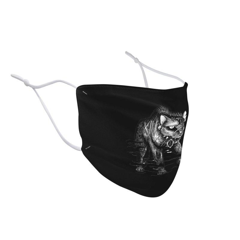 Black cat Accessories Face Mask by allandotson's Artist Shop