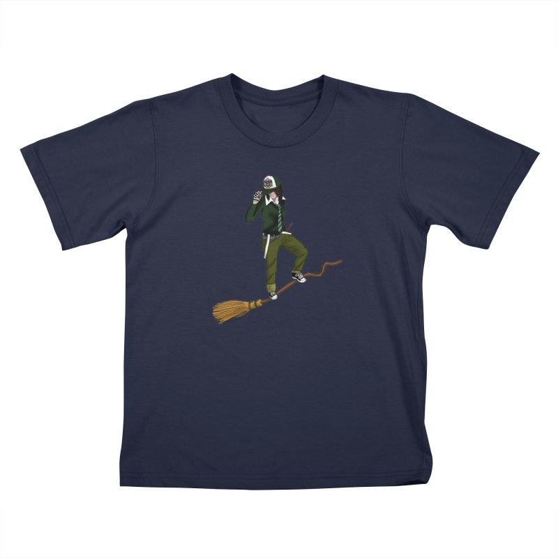 slitherin Kids T-Shirt by allandotson's Artist Shop