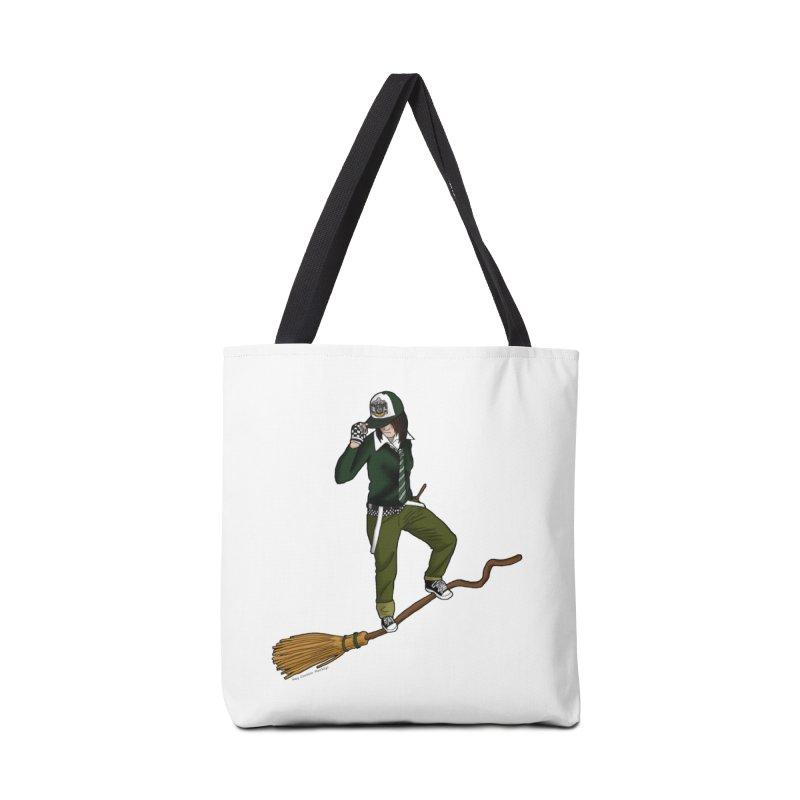 slitherin Accessories Bag by allandotson's Artist Shop