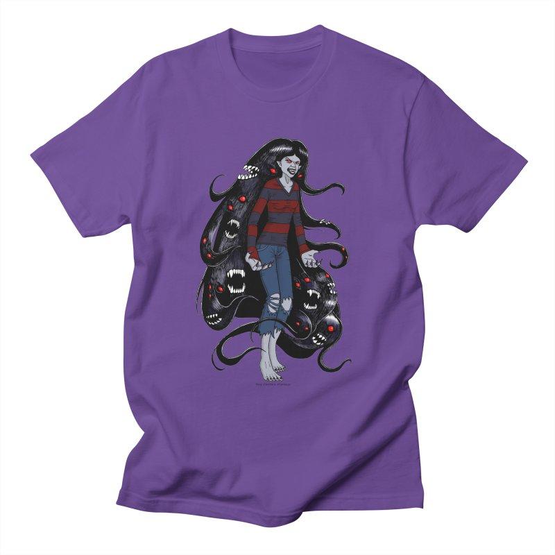 vampire queen Men's T-Shirt by allandotson's Artist Shop